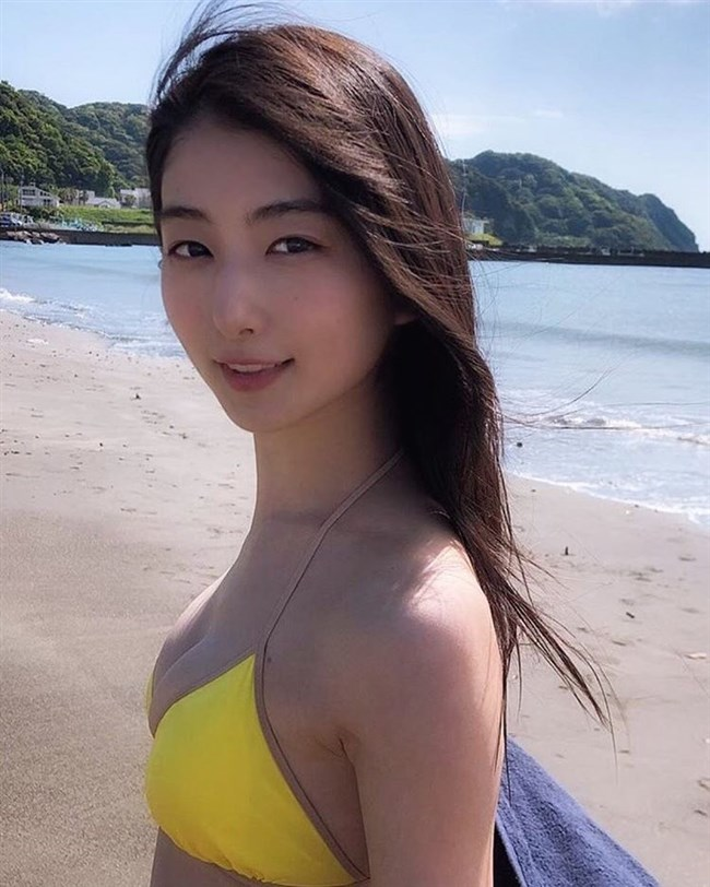 川村海乃~週プレの初水着グラビアは思った以上にエロ美しくて最高だ!0003shikogin