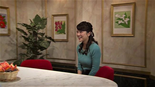 村雨美紀~札幌テレビの美人アナがニット服で巨乳アピールの極エロな姿!0002shikogin