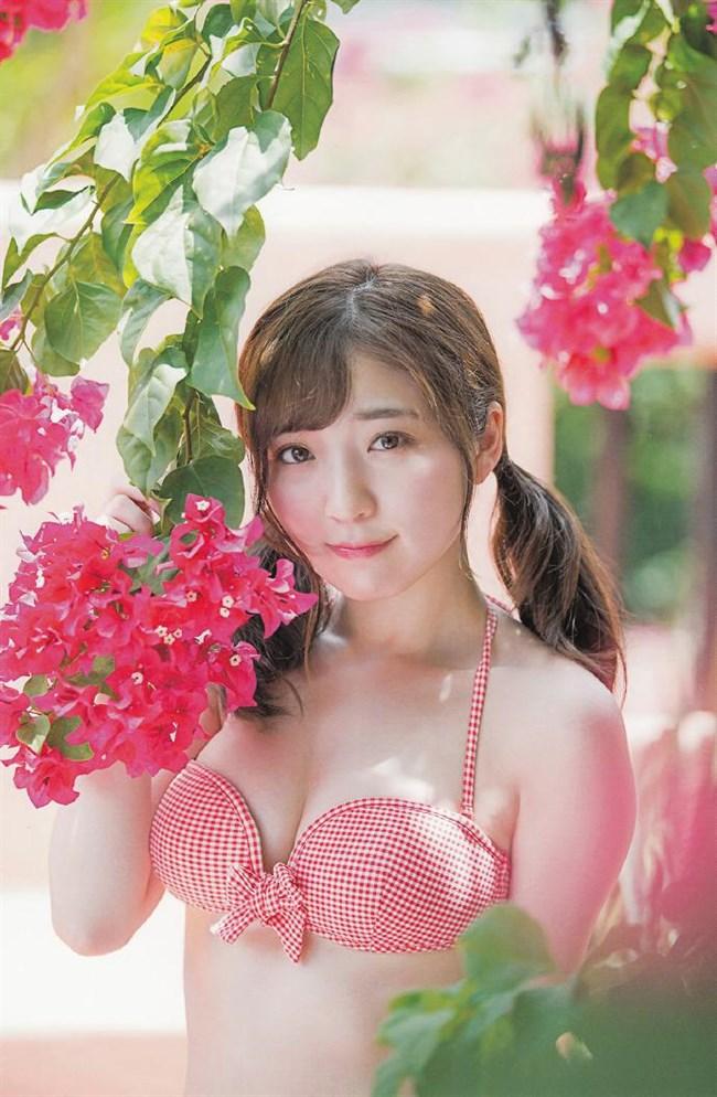豊田萌絵~写真集moEmotionのランジェリー姿と水着姿はエロ可愛さの極致!0010shikogin