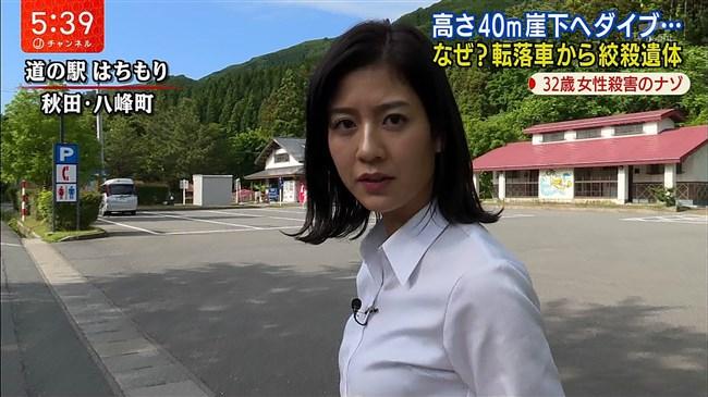 桝田沙也香~パンツルックでの取材でパンパンのヒップにパン線クッキリ!0002shikogin