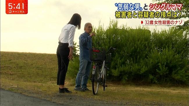 桝田沙也香~パンツルックでの取材でパンパンのヒップにパン線クッキリ!0015shikogin