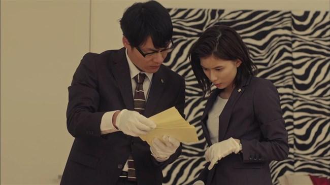 芳根京子~ドラマTWO WEEKSでお辞儀をした瞬間、胸の谷間が見え超興奮!0003shikogin