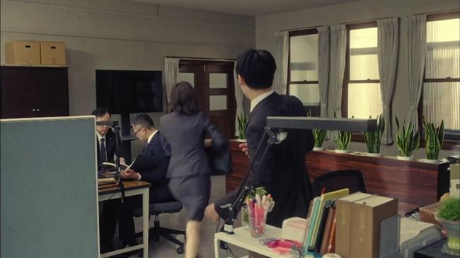 芳根京子~ドラマTWO WEEKSでお辞儀をした瞬間、胸の谷間が見え超興奮!0007shikogin