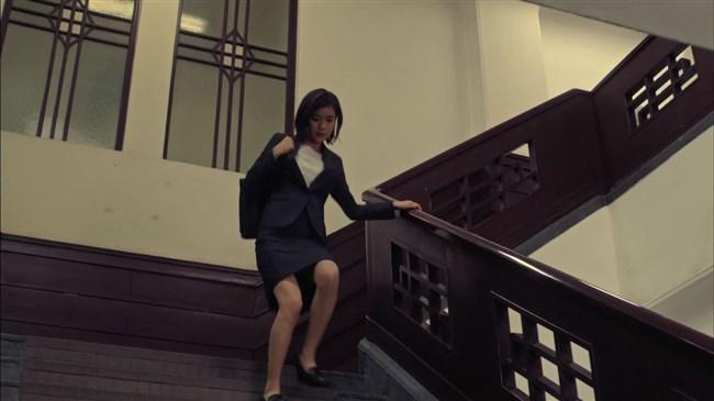 芳根京子~ドラマTWO WEEKSでお辞儀をした瞬間、胸の谷間が見え超興奮!0008shikogin