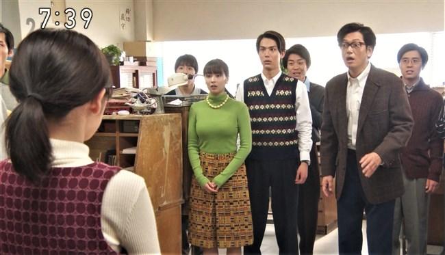 広瀬すず~NHK連続テレビ小説なつぞらでの巨乳なエロい姿は見逃せません!0003shikogin