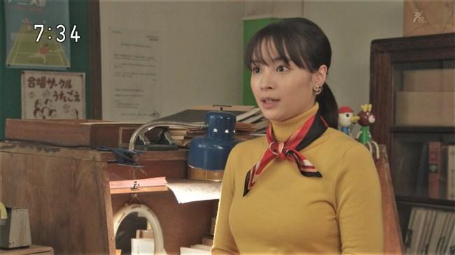 広瀬すず~NHK連続テレビ小説なつぞらでの巨乳なエロい姿は見逃せません!0008shikogin