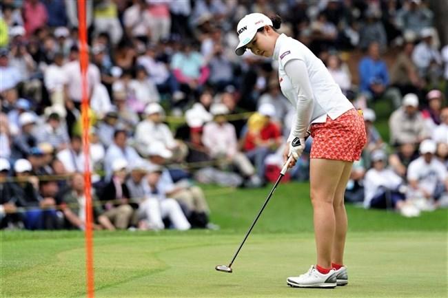 小祝さくら~女子ゴルフ界の若手新星!オッパイ大きくてムッチリボディー!0011shikogin