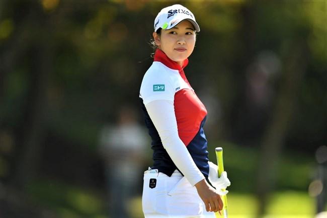 小祝さくら~女子ゴルフ界の若手新星!オッパイ大きくてムッチリボディー!0012shikogin