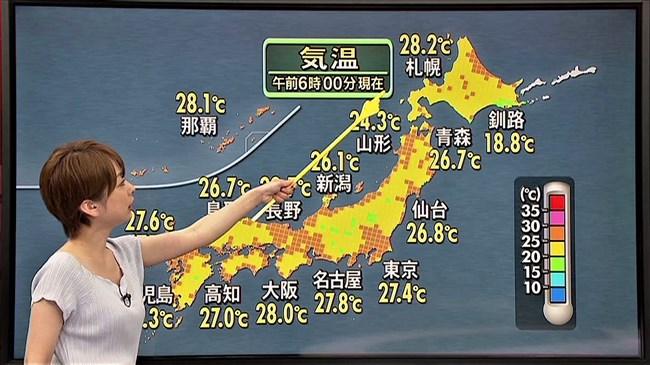 奈良岡希実子~日テレNEWS24の美人お天気キャスターがエロ過ぎてヤバい!0009shikogin