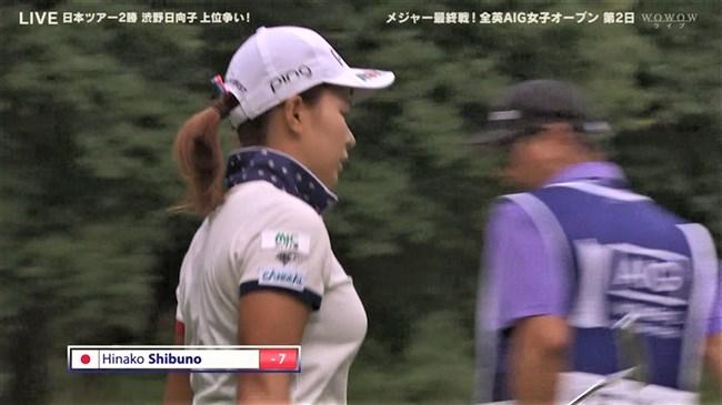 澁野日向子~全英女子オープン優勝の女王は可愛くて超巨乳のエロボディー!0006shikogin