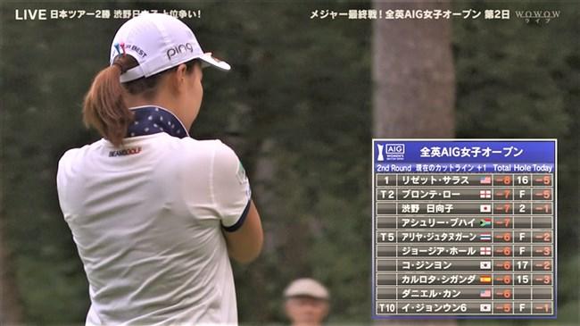 澁野日向子~全英女子オープン優勝の女王は可愛くて超巨乳のエロボディー!0007shikogin