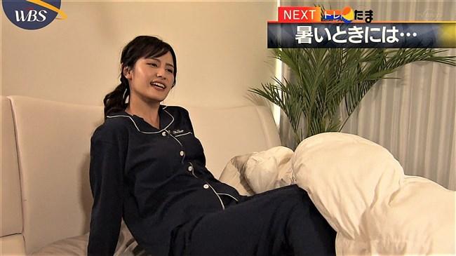 池谷実悠~テレ東の超ベッピンな新人アナがパジャマ姿でエロいことを!0008shikogin