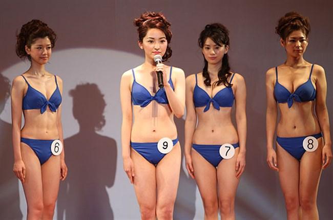 酒井美帆~ミス日本コンテストでのブルーの水着姿が超セクシーで永遠の保存版!0003shikogin