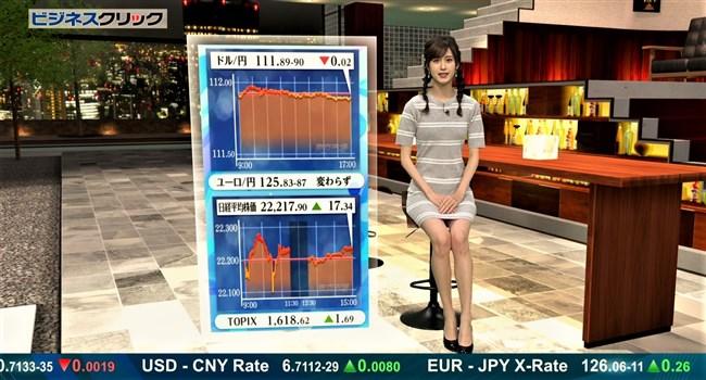 阿部菜渚美~TBSビジネスクリックでのパンチラしそうな美脚が悩まし過ぎる!0010shikogin