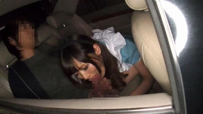 車内で彼氏のち〇ぽ咥えてるえっちなお姉さんwwww0010shikogin