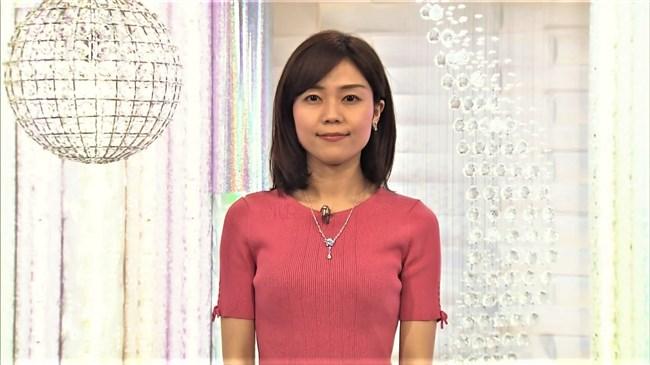 中山果奈~オシばんでの胸の膨らみを出したニット服姿がエロ美しくて最高!0005shikogin