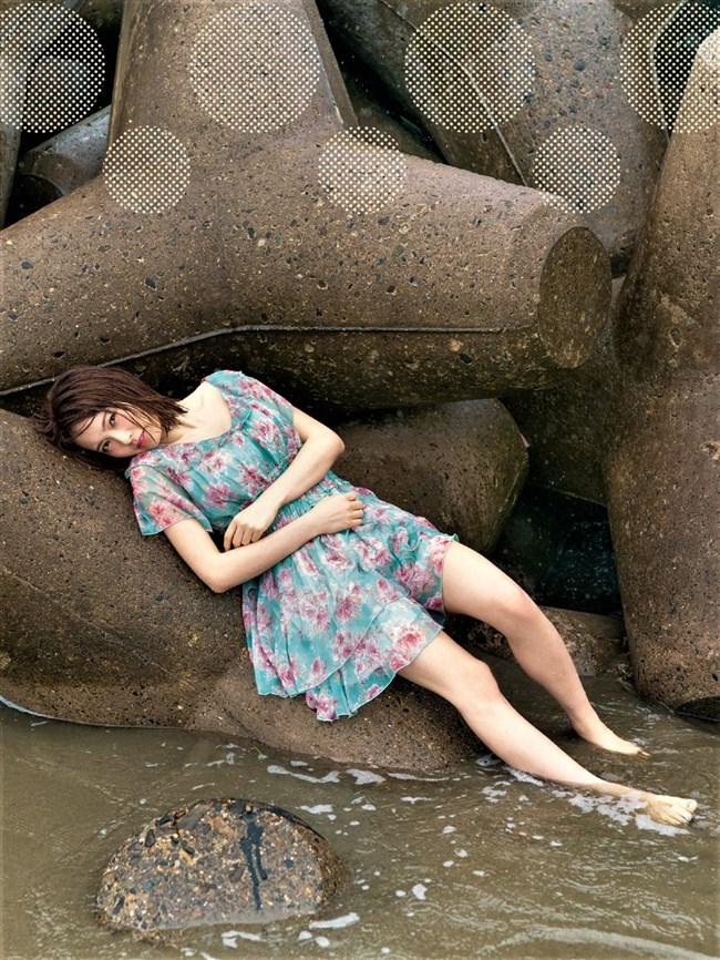 西村歩乃果[Love Cocchi]~ヤングジャンプの最新水着グラビアがエロ可愛過ぎる!股間が危ない!0003shikogin