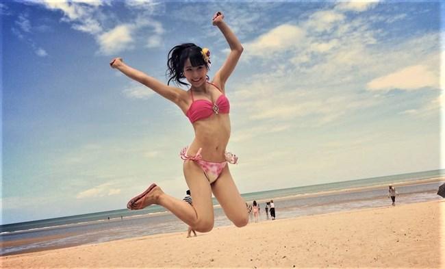 白間美瑠[NMB48]~別冊ヤングチャンピオンの最新水着グラビアがエロ過ぎて興奮度マックス!0015shikogin