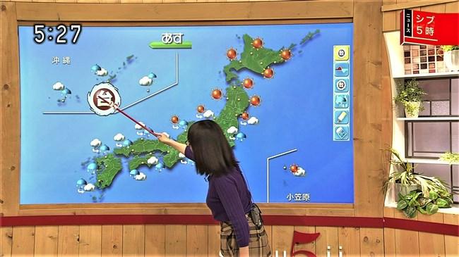 福岡良子~NHKシブ5時で久々にニット服姿でエロい胸元のラインを見せ魅了!0007shikogin