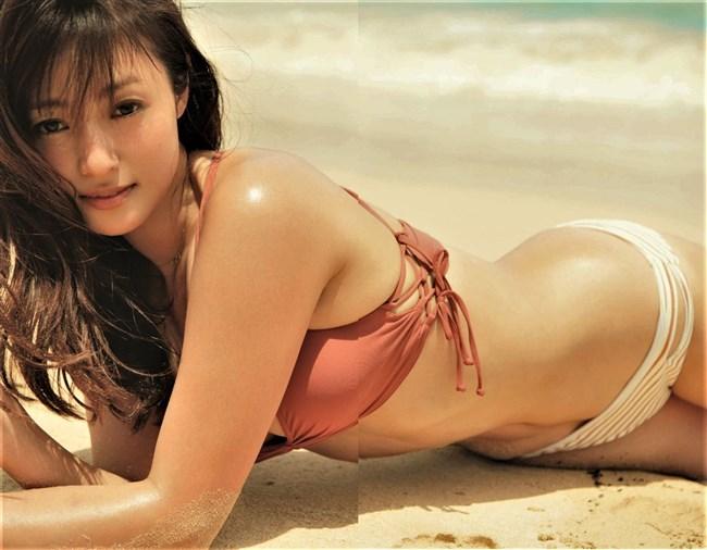 深田恭子~週刊現代に袋とじで掲載された写真集でも未公開の水着未発表フォト!0005shikogin