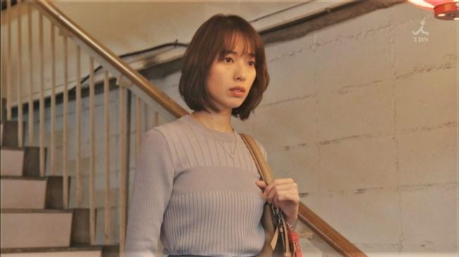 戸田恵梨香~ドラマ大恋愛でのスレンダーな身体でのオッパイの膨らみがエロい!0009shikogin