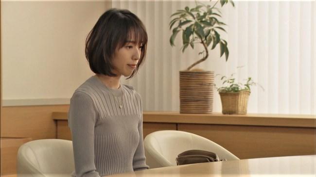 戸田恵梨香~ドラマ大恋愛でのスレンダーな身体でのオッパイの膨らみがエロい!0008shikogin