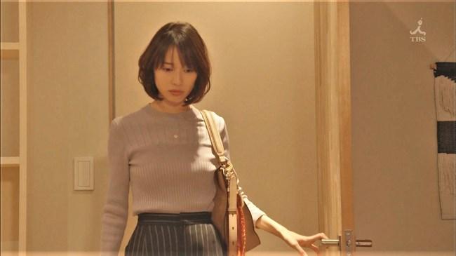 戸田恵梨香~ドラマ大恋愛でのスレンダーな身体でのオッパイの膨らみがエロい!0011shikogin