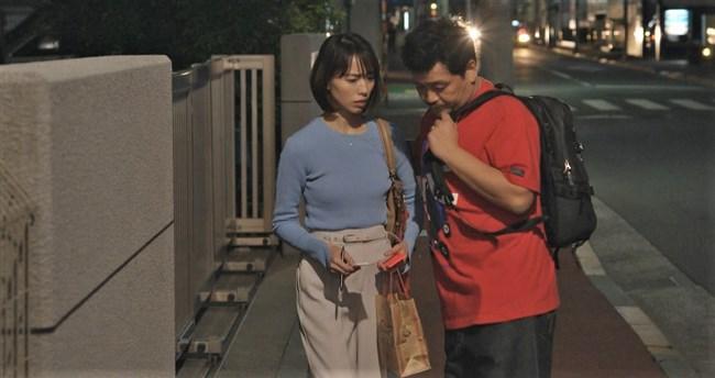 戸田恵梨香~ドラマ大恋愛でのスレンダーな身体でのオッパイの膨らみがエロい!0004shikogin