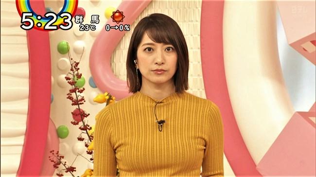 笹崎里菜~最近は特にピチピチのニット服でオッパイを強調している感じがする!0011shikogin