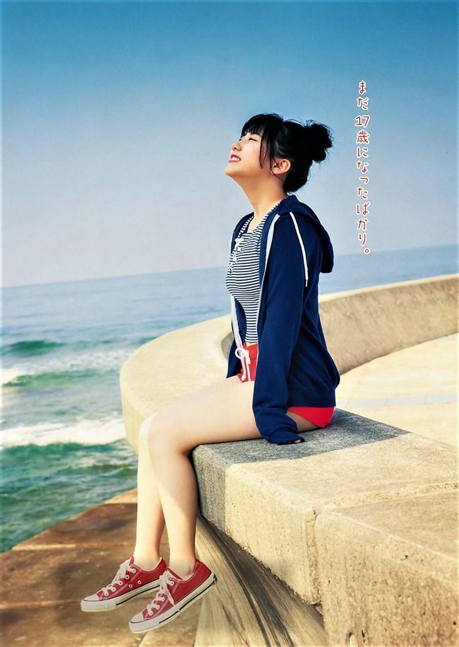 田中美久[HKT48]~ヤングアニマルグラビアがエロ過ぎて危険な域に達しているぞ!0016shikogin
