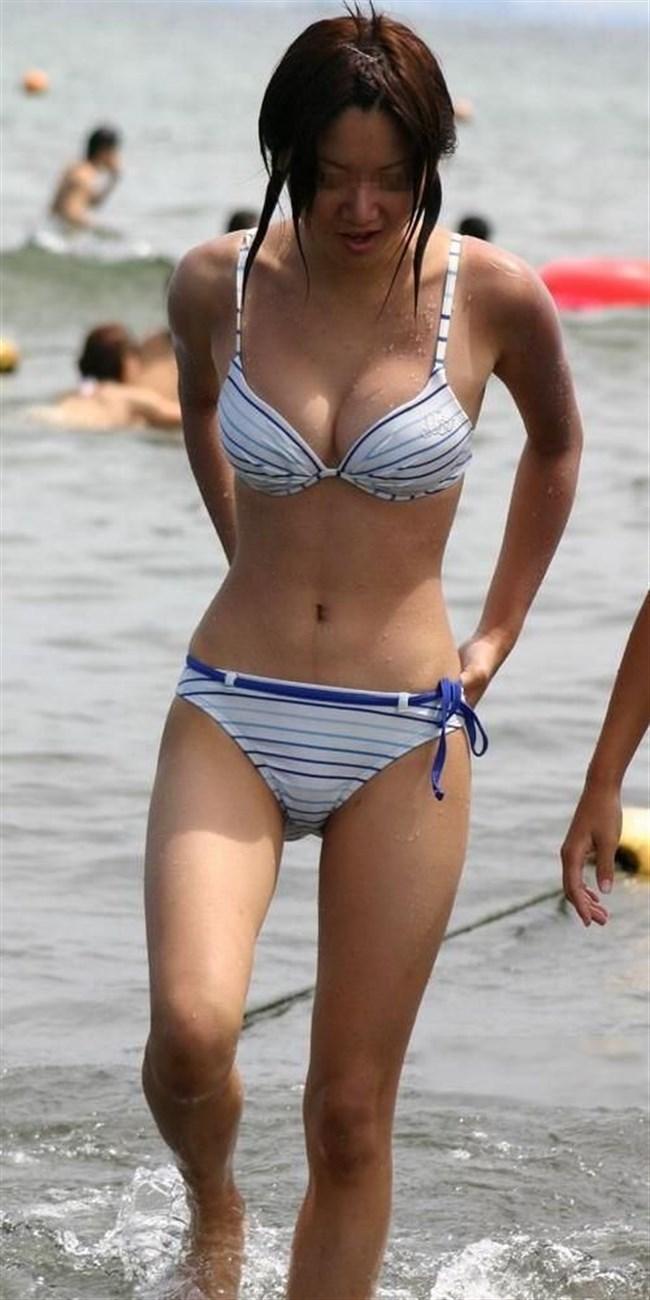 絶対直視できないビーチでみられる水着ギャルを思う存分視姦せよwww0008shikogin