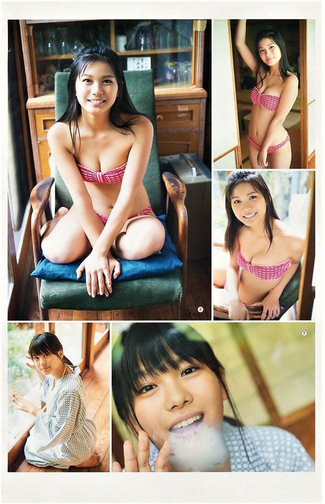 咲良七海~ヤングガンガン掲載の水着グラビアがエロ可愛過ぎて話題に!0007shikogin