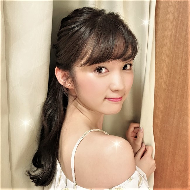 神谷由香(山本由香)~元SKE48のニュースキャスターはオッパイの膨らみがハンパ無い!0010shikogin