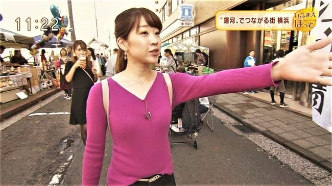 竹平晃子~NHKひるまえほっとで巨乳キャスター発見!こんなエロボディー見たことない!0004shikogin
