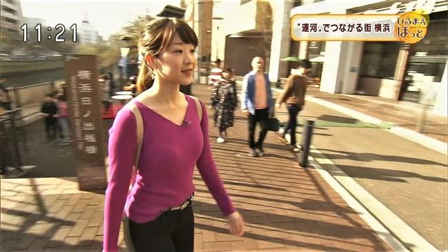 竹平晃子~NHKひるまえほっとで巨乳キャスター発見!こんなエロボディー見たことない!0016shikogin