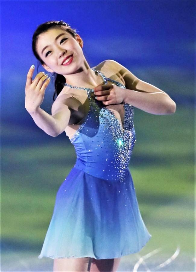 紀平梨花~グランプリファイナル2018で金メダル!成長してセクシーになった!0009shikogin