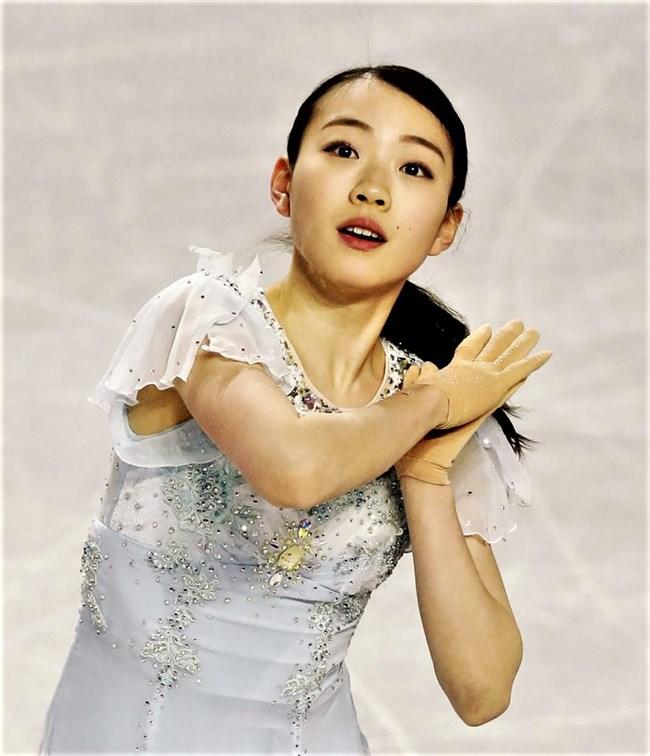 紀平梨花~グランプリファイナル2018で金メダル!成長してセクシーになった!0011shikogin