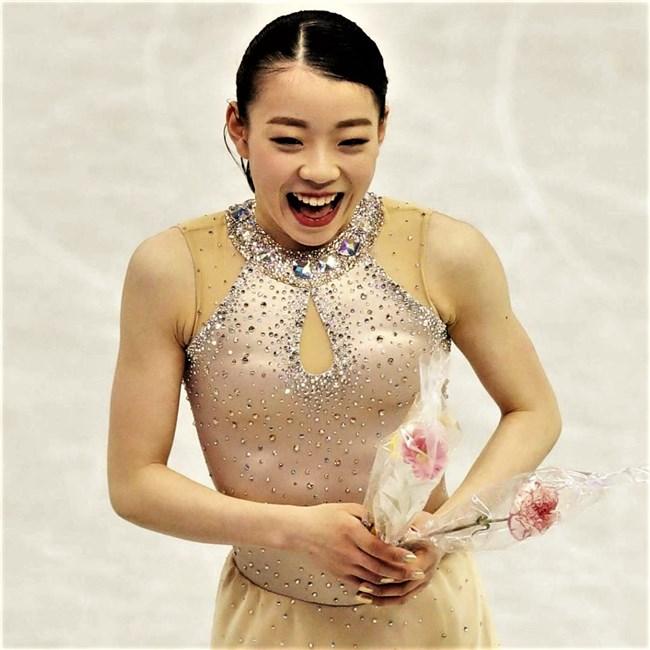 紀平梨花~グランプリファイナル2018で金メダル!成長してセクシーになった!0003shikogin