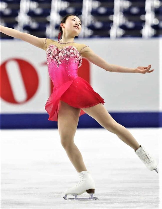 紀平梨花~グランプリファイナル2018で金メダル!成長してセクシーになった!0005shikogin
