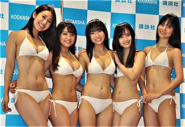 岡田佑里乃~ミスマガジンの水着グラビアがエロ女神っぽい美しさで最高!0003shikogin
