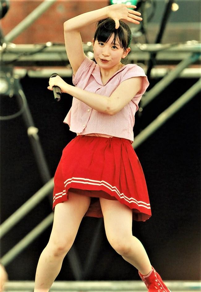 浅倉樹々[つばきファクトリー]~ステージでのパンチラしそうなミニスカ姿がエロ可愛くて最高!0007shikogin
