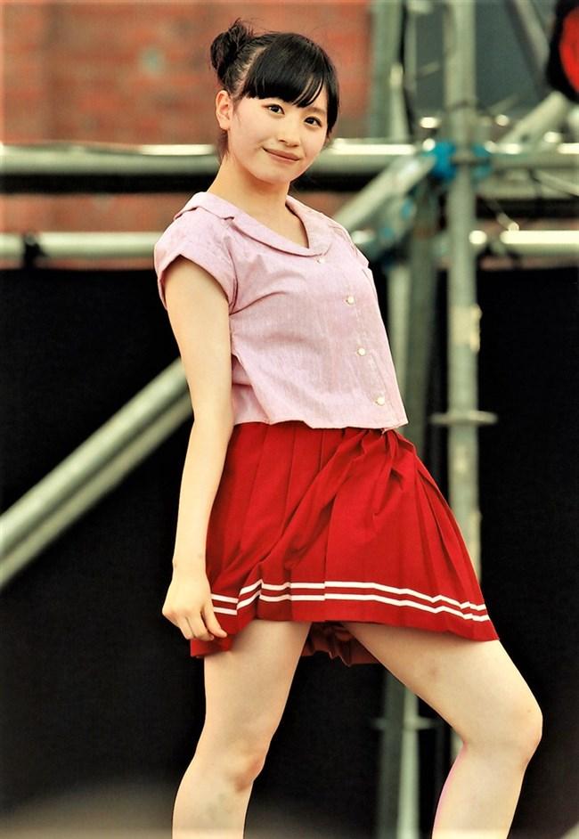 浅倉樹々[つばきファクトリー]~ステージでのパンチラしそうなミニスカ姿がエロ可愛くて最高!0004shikogin