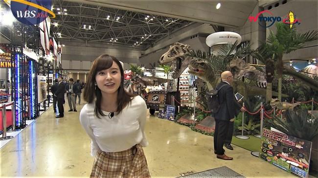 角谷暁子~最近ニット服での胸の膨らみが以前より増したように思うんだけど!0009shikogin