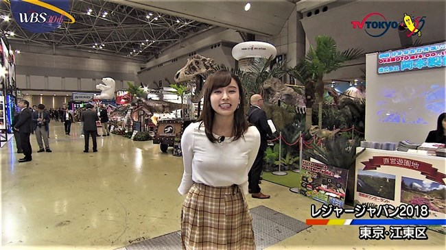 角谷暁子~最近ニット服での胸の膨らみが以前より増したように思うんだけど!0011shikogin