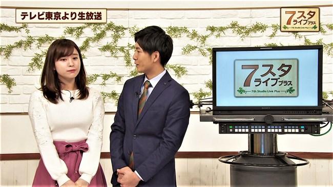 角谷暁子~最近ニット服での胸の膨らみが以前より増したように思うんだけど!0006shikogin