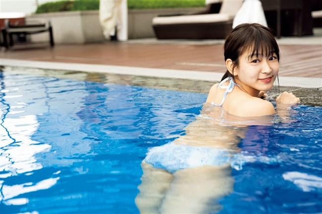 太田奈緒[AKB48]~週刊SPA!に掲載された水着グラビアがエロ過ぎて暴発した!0010shikogin