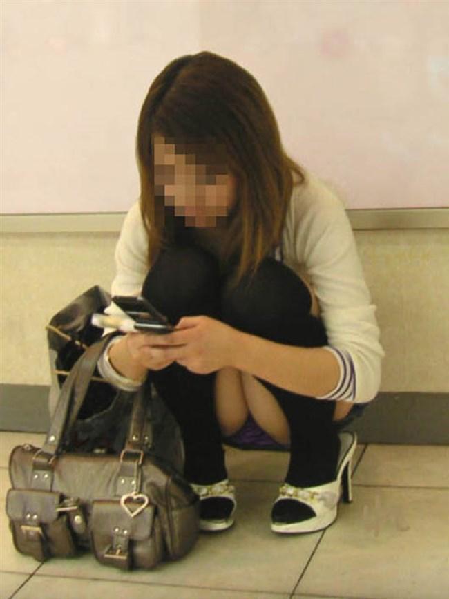パンチラに対して無関心過ぎる素人娘を盗撮wwwwww0019shikogin