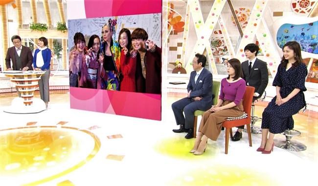 永島優美~朝はユミパンのニット服での胸の膨らみを観るのが日課でした!0011shikogin