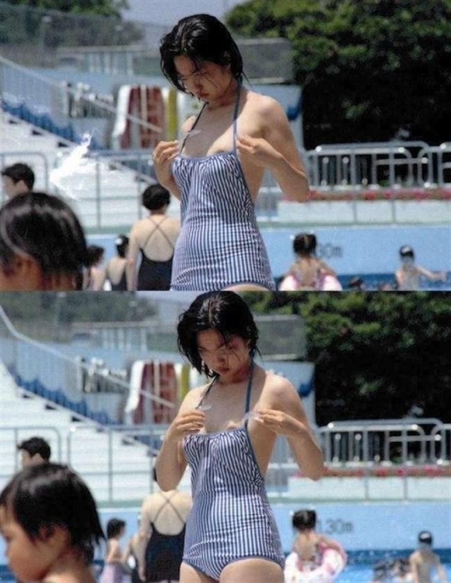 ビーチで幸運にも遭遇したポロリハプニングを激写wwwwww0013shikogin