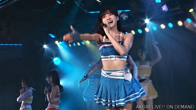 谷口めぐ[AKB48]~ステージ上でパンチラならぬパンモロの珍しいアクシデント!0002shikogin